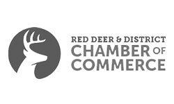 red deer and district chamber of commerce logo