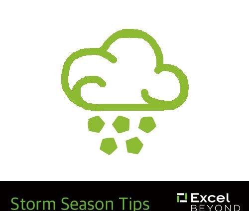 Storm Season Tips